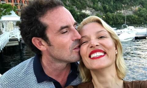 Επέτειος γάμου για Βίκυ Καγιά - Ηλία Κρασσά: Η απίθανη photo από την τελετή