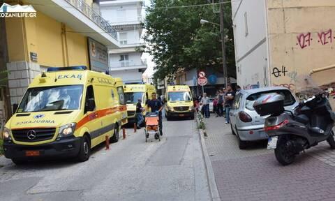 Κοζάνη - Επίθεση με τσεκούρι: Τα τελευταία νέα για την υγεία των τραυματιών