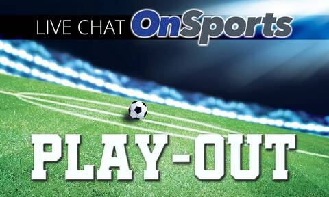 Live Chat η τελευταία αγωνιστική των πλέι άουτ της Super League