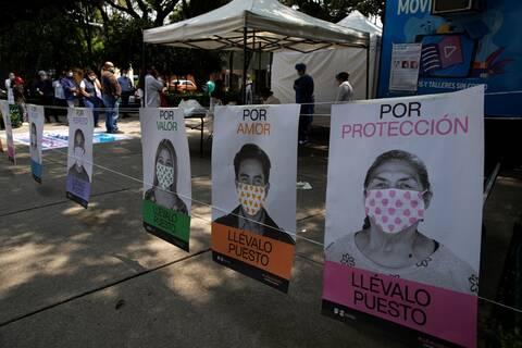Κορονοϊός - Μεξικό: 578 νέοι θάνατοι - 7.615 επιπλέον κρούσματα σε 24 ώρες