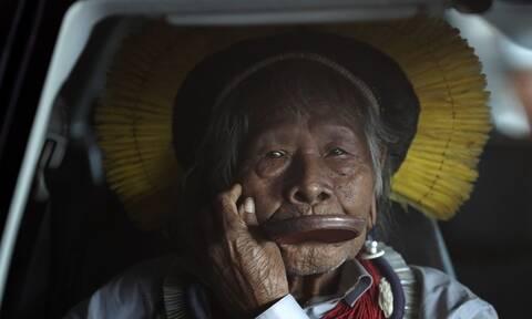 Βραζιλία: Επιδεινώθηκε η κατάσταση της υγείας  του Ινδιάνου αρχηγού Ραονί