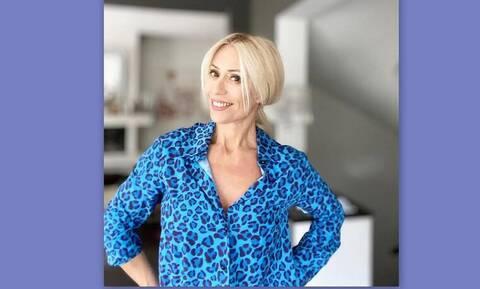 Μαρία Μπακοδήμου:Έτσι είναι πραγματικά το κορμί της στα 55 της!