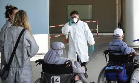 Κορονοϊός - Ιταλία: Τρεις νεκροί το τελευταίο 24ωρο