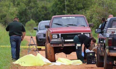 Μακελειό σε λίμνη: Άγρια δολοφονία τριών φίλων