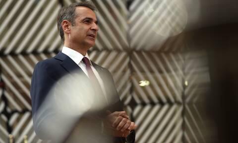 Μητσοτάκης για εισβολή στην Κύπρο: Συνεχίζουν οι προκλήσεις από τον ίδιο ένοχο