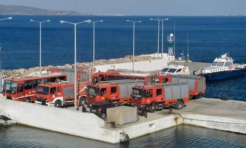 Δήμαρχος Κυθήρων: Κάηκε το νησί για να «καθαρίσει» ο Καπέλιος τον Βασιλειάδη