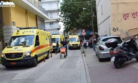 Επίθεση με τσεκούρι στην Κοζάνη: Νέο ιατρικό ανακοινωθέν για την υγεία των τραυματιών