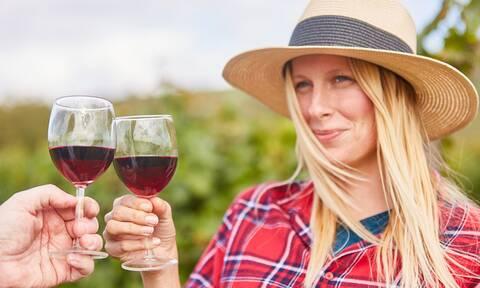 Αλκοόλ: Ποια όργανα ωφελεί η μέτρια κατανάλωση (εικόνες)