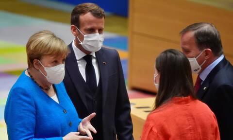 Σύνοδος Κορυφής: Αισιοδοξία από Μέρκελ και Μακρόν - Συνεχίζεται το θρίλερ