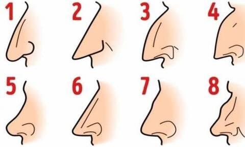 Προσέξτε καλά τη μύτη σας! Ξέρετε τι δείχνει για την προσωπικότητά σας;