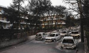 Публикация «Kathimerini» о пожаре в Мати привела к политическому скандалу