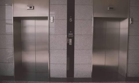 Αυτοί είναι οι χειρότεροι διαρρήκτες στην ιστορία - Κλείστηκαν στο ασανσέρ (vid)