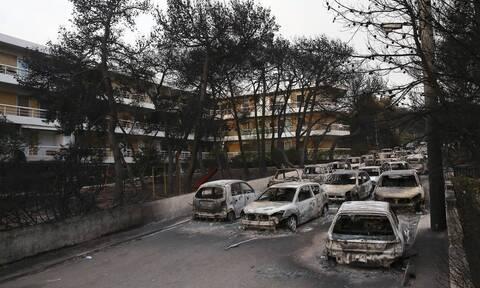 Βασιλειάδης: Με στήσανε χωρίς εναέρια μέσα σε δύο πυρκαγιές
