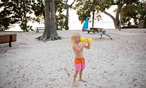 Καλή ενυδάτωση των παιδιών το καλοκαίρι