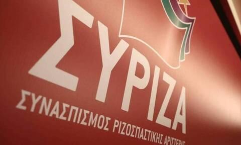 LIVE - Συνέντευξη Τύπου του ΣΥΡΙΖΑ με θέμα: «Η δημοκρατία - δικαιοσύνη σε πολιορκία»