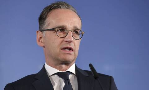 German FM Maas: I would like to discuss the migration issue during my contacts in Athens on Tuesday