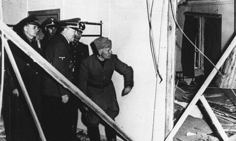 Σαν σήμερα: οι Γερμανοί πρόδωσαν τον Χίτλερ!