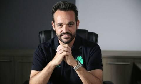 Νέος προπονητής του Παναθηναϊκού ο Ντάνι Πογιάτος