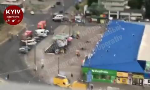 Συναγερμός στην Ουκρανία: Έκρηξη σε σταθμό του μετρό στο Κίεβο