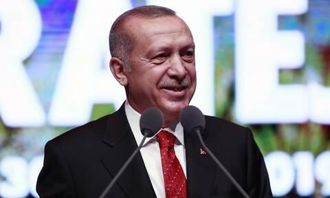 Ερντογάν για Navtex: «Δεν χρειαζόμαστε την άδεια κανενός για τα γεωτρύπανα μας»