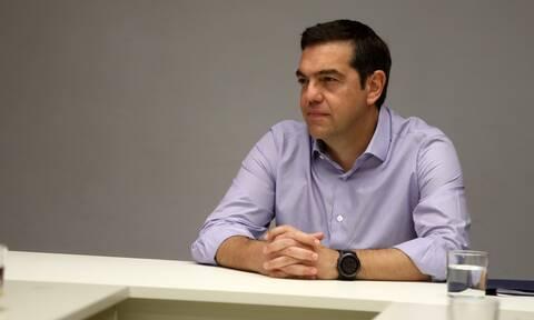Τσίπρας στη σύσκεψη για την τουρκική NAVTEX: Η κυβέρνηση να κάνει ό,τι κάναμε τον Οκτώβριο του 2018