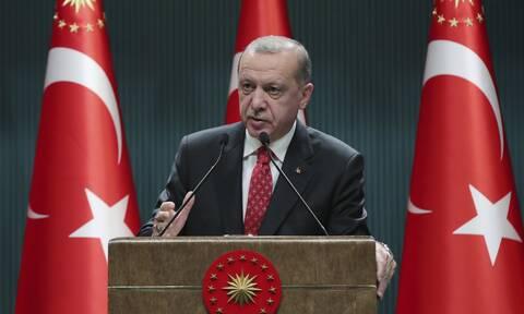 Ερντογάν: Θα παραμείνουμε στη Συρία μέχρι οι πολίτες να είναι ελεύθεροι