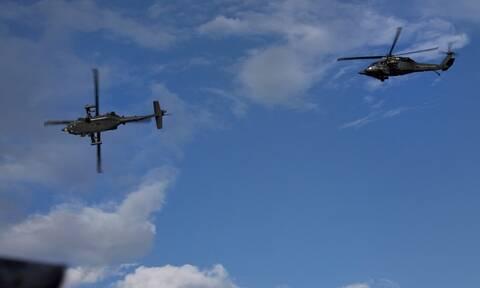 Συντριβή στρατιωτικού ελικοπτέρου στην Κολομβία: 6 τραυματίες και 11 αγνοούμενοι