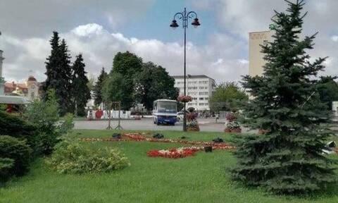 Ουκρανία: Απελευθερώθηκαν και οι 20 επιβάτες του λεωφορείου που κρατούνταν όμηροι (pics)