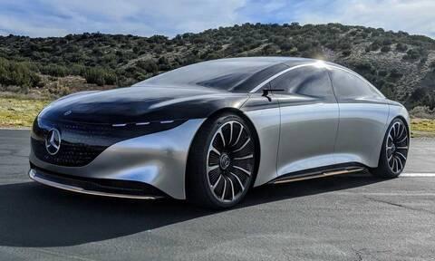 H ηλεκτρική Mercedes EQS θα έχει αυτονομία 700 χιλιομέτρων!