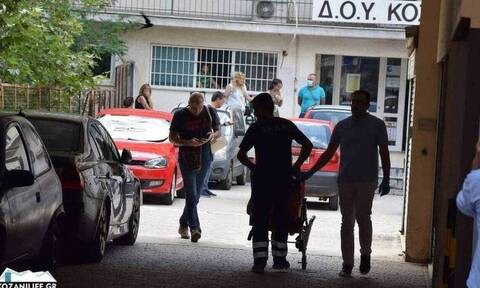 Κοζάνη - Επίθεση με τσεκούρι: Εξαιρετικά κρίσιμη η κατάσταση του 56χρονου εφοριακού