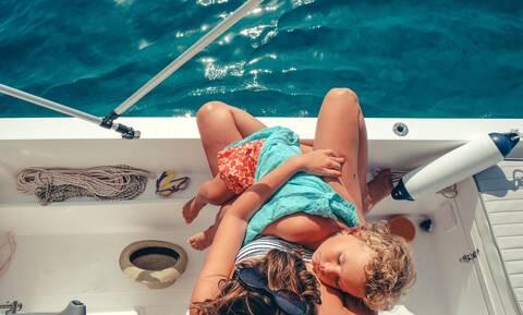 Κάντε τις καλοκαιρινές διακοπές ξεχωριστές για τα παιδιά