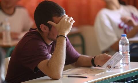 Πανελλαδικές εξετάσεις: Αδικούνται υποψήφιοι του 3ου πεδίου με το παλαιό σύστημα - Καταγγελία γονέων