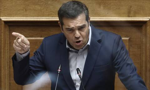 Τσίπρας σε Μητσοτάκη στη Βουλή: Να καλέσει το ΚΥΣΕΑ