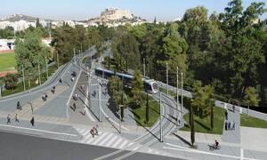 Μεγάλος Περίπατος της Αθήνας: Αυτή θα είναι η εικόνα της Βασιλίσσης Όλγας