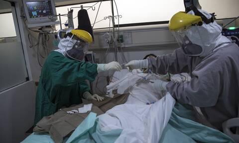 Κορονοϊός: Δύο νεκροί μέσα σε λίγες ώρες - Στα 199 τα θύματα στην Ελλάδα