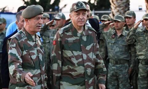 Έκτακτη συνεδρίαση του Εθνικού Συμβουλίου Ασφαλείας της Τουρκίας