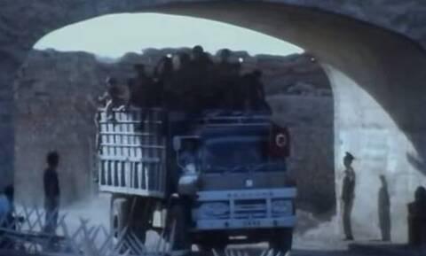 Κύπρος: Συγκλονιστικό βίντεο BBC - Η είσοδος των Τούρκων στην Αμμόχωστο