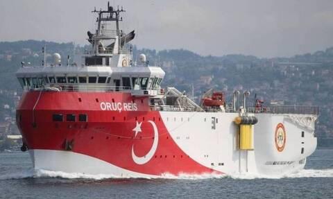 Τουρκικά ΜΜΕ: Απέπλευσε το Oruc Reis από την Αττάλεια