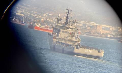 Ρεπορτάζ Newsbomb.gr: Αμετάβλητη η κατάσταση στο Αιγαίο - Στην Αττάλεια το Oruc Reis