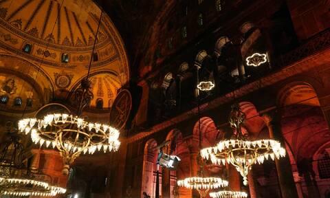 Ελληνική Κοινότητα Αλεξανδρείας: Η Αγία Σοφία είναι «μνημείο που ενώνει τους λαούς»
