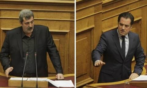 Προκαταρκτική για Παπαγγελόπουλο: Σφοδρή αντιπαράθεση Γεωργιάδη - Πολάκη