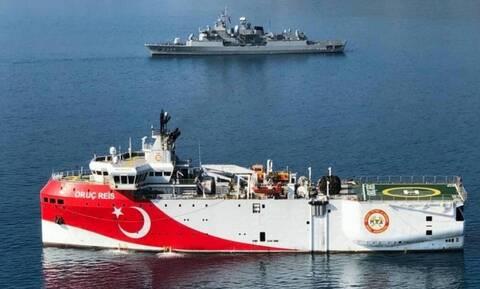 Σε επιφυλακή για τις τουρκικές προκλήσεις: Οι Ένοπλες Δυνάμεις επί ποδός για το Oruc Reis