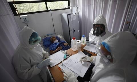 Κορονοϊός: Πάνω από τρία εκατομμύρια επιβεβαιωμένα κρούσματα στην Ευρώπη