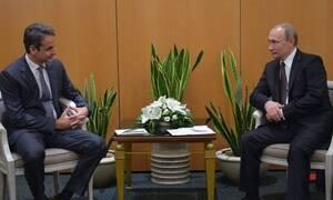 Мицотакис и Путин обсудили судьбу собора Св.Софии