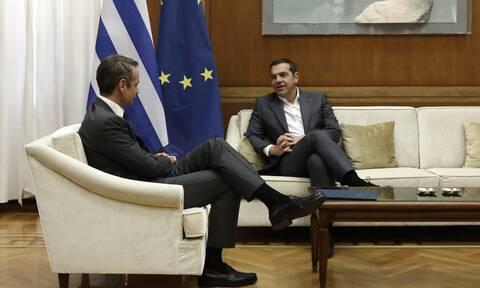 Τσίπρας: Nα αποτραπεί το Oruc Reic αν μπει στην ελληνική υφαλοκρηπίδα