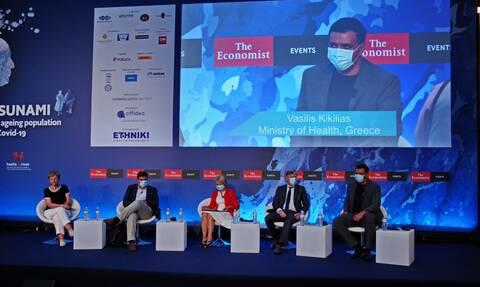 Κικίλιας: Η πρόληψη στη Δημόσια Υγεία είναι ανώτερη της περίθαλψης