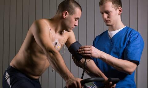 Άσκηση & υπέρταση: Τι πρέπει να προσέχετε (εικόνες)