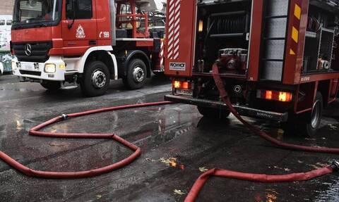 Διακοπή κυκλοφορίας στην Αττική Οδό λόγω φωτιάς σε όχημα