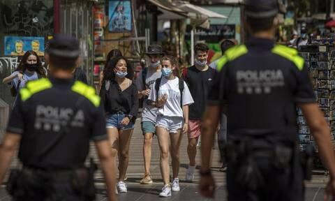 Ισπανία Κορονοϊός: Επιστρέφει ο φόβος - 2.615 νέα κρούσματα σε μια ημέρα