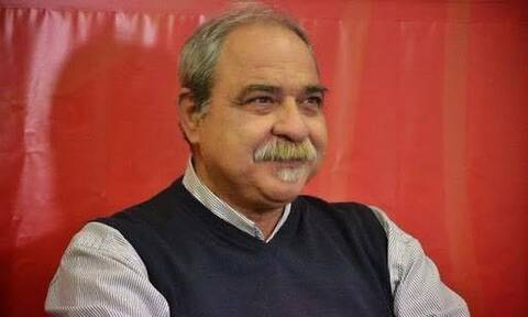 Πέθανε ο πρώην βουλευτής του ΣΥΡΙΖΑ Δημήτρης Ρίζος